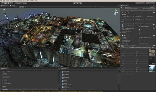 Tìm hiểu Unity3D – Engine game đa nền tảng xuất sắc hiện nay