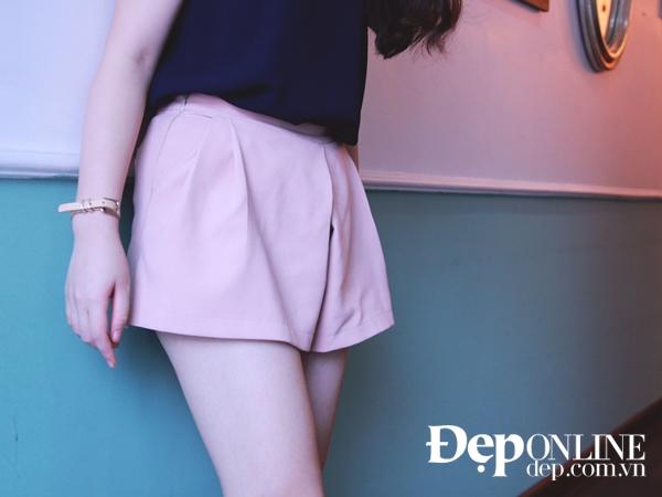 """""""Summer shorts"""" rất xinh!"""
