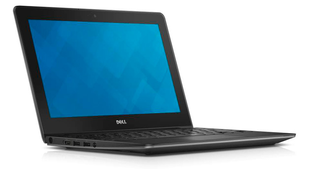 Dell giới thiệu laptop Chromebook 11 giá rẻ