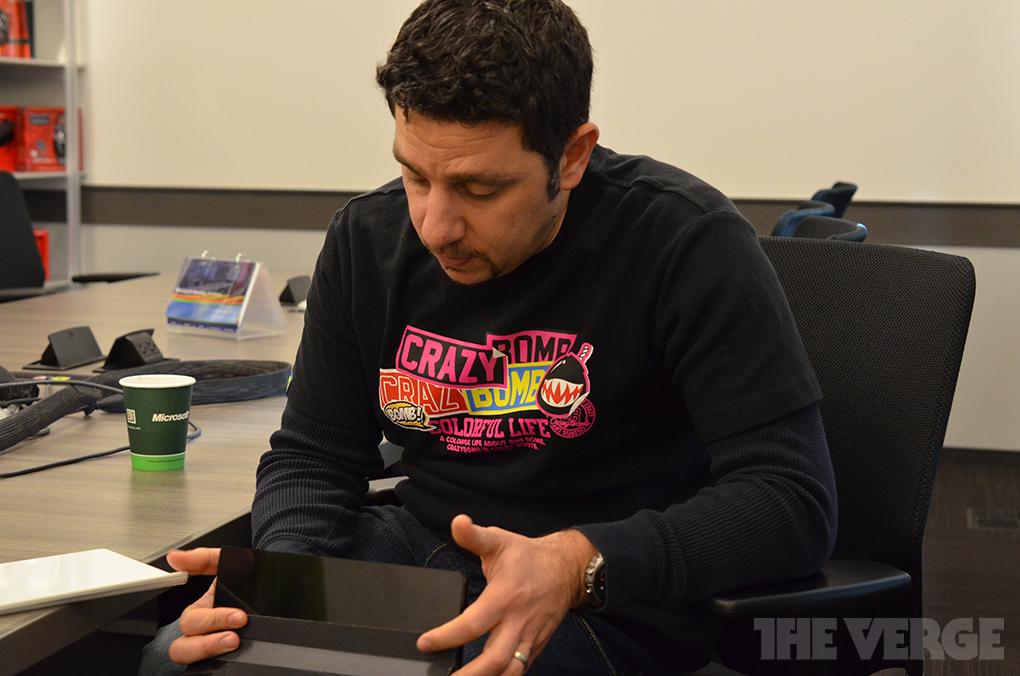 Microsoft Surface - Từ ý tưởng tới thực tế