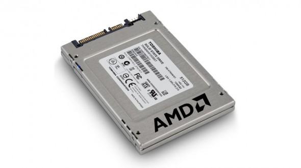 Tin đồn: AMD hợp tác với Toshiba để ra mắt SSD