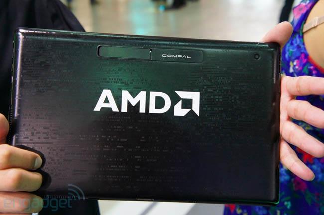 Khó khăn, AMD hỗ trợ thêm Chrome OS và Android