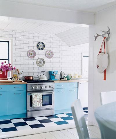 7 ý tưởng thay đổi nhà bếp