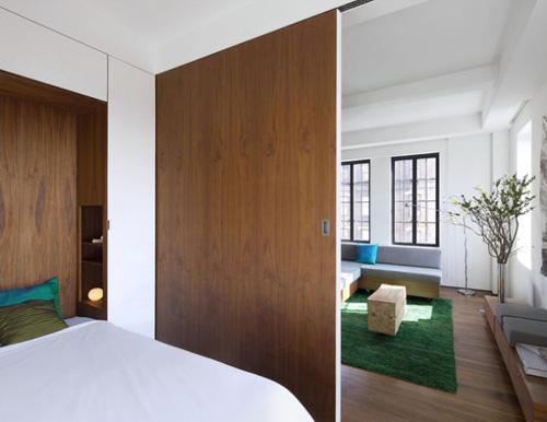 Tạo thêm phòng ngủ cho căn hộ