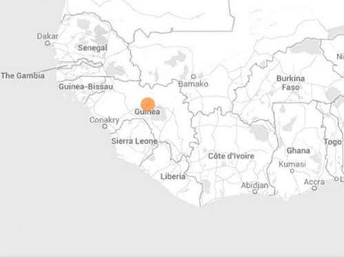 Dịch Ebola đã lan nhanh như thế nào