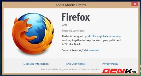 Đã có thể dùng thử Firefox OS trên máy tính
