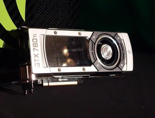 GTX 780 Ti sẽ mạnh hơn cả GTX Titan?