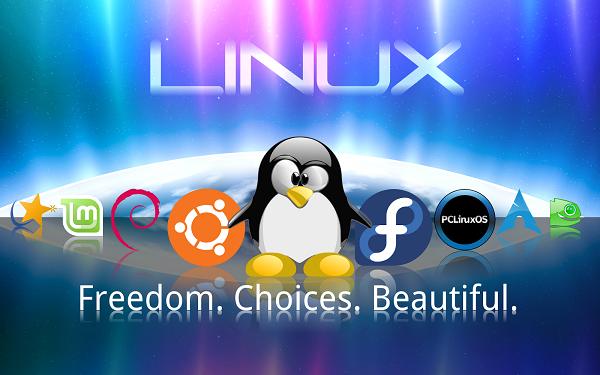 Get Linux – Bộ sưu tập 128 bản phân phối Linux