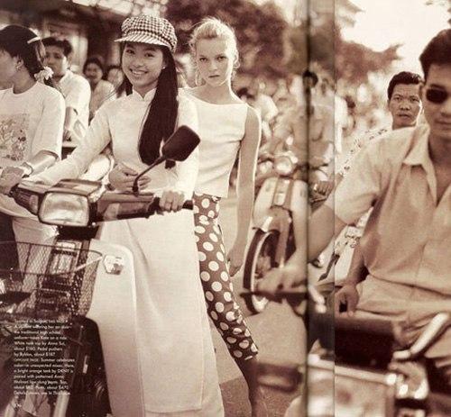 5 bộ ảnh thời trang quốc tế chụp tại Việt Nam