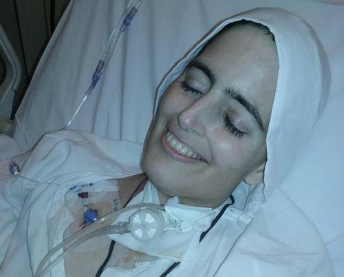 Nụ cười phút lâm chung của nữ tu bị ung thư phổi