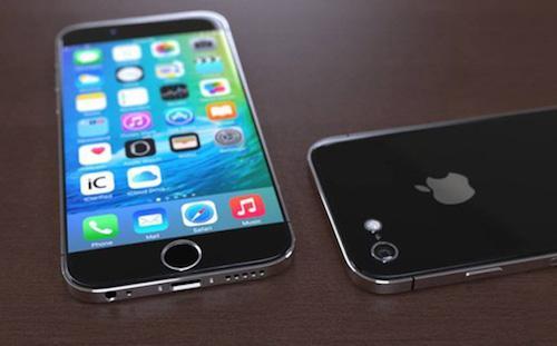 iPhone 2017 sẽ dùng màn hình Samsung Amoled