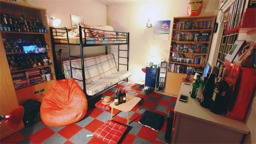 Tìm lỗi sai cho căn phòng ngủ ở Hà Nội