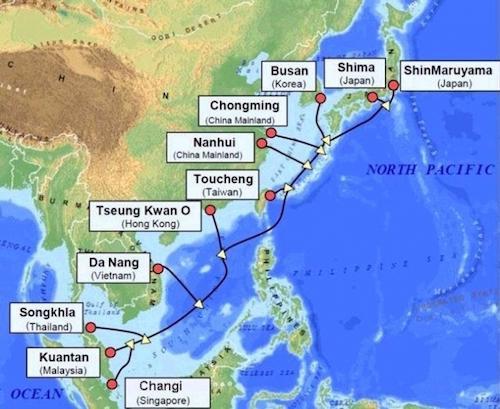 Internet Việt Nam đi quốc tế sẽ nhanh gấp đôi