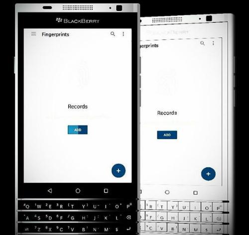 Điện thoại BlackBerry mới dưới thời công ty Trung Quốc lộ diện